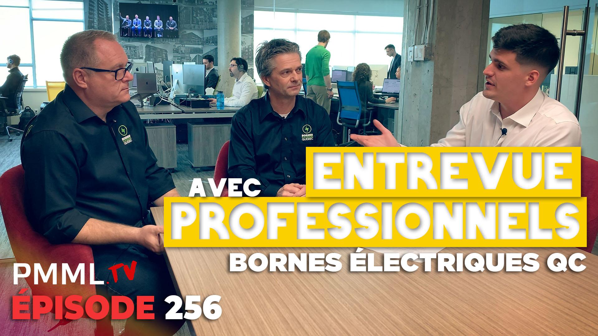 bornes électriques québec - François Nepveu