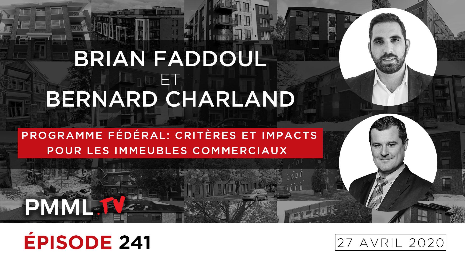 Programme fédéral - impacts pour pme et immeubles commerciaux
